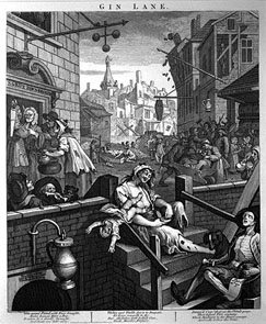 The Topography of Decay | William Hogarth